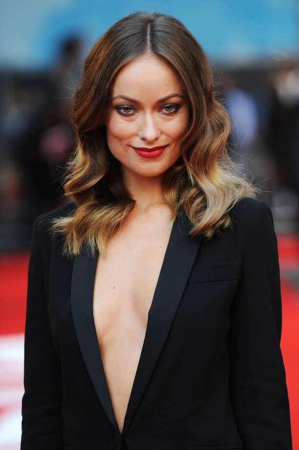 "Olivia Wilde attends the ""Rush"" world premiere at The Odeon Leicester Square on September 2, 2013 in London, England.  (Photo by Dave J Hogan/Getty Images) Photo: Dave J Hogan, Getty Images"