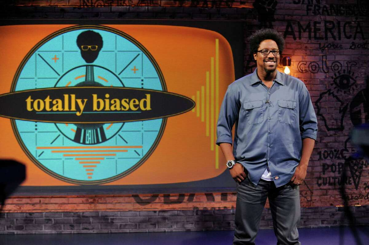TOTALLY BIASED WITH W. KAMAU BELL: Pictured: W. Kamau Bell. CR: Jeffrey Neira/FX