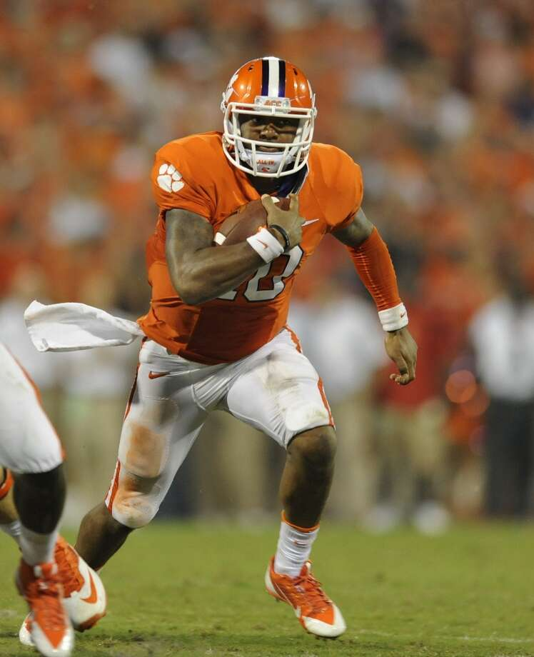 12. Clemson (10-2) Last week: 13 Photo: Richard Shiro, Associated Press