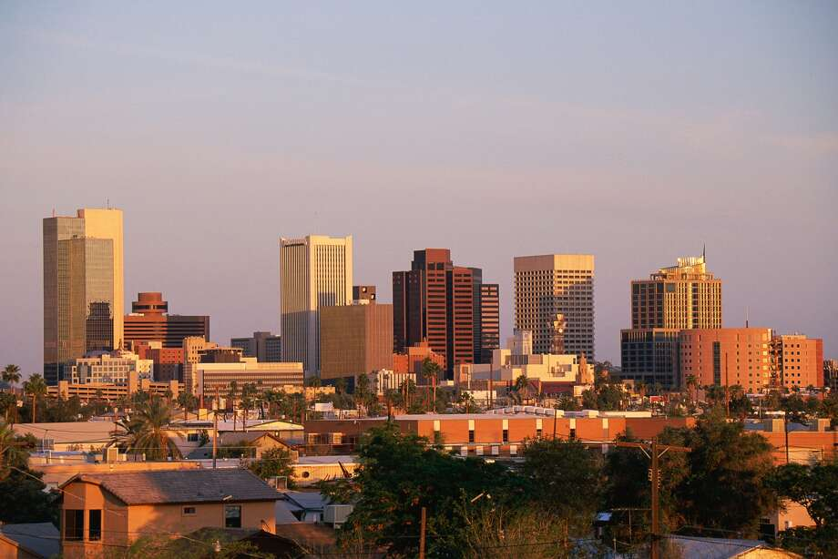 8. Phoenix, Ariz., metropolitan areaWorkers in this Arizona metro saw an average salary increase of $3,310 from $41,930 in 2009 to $45,240 in 2012. Photo: Getty Images