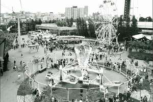 The Fun Forest/Gayway may have been hot in the '60s and '70s (photo is from 1972).
