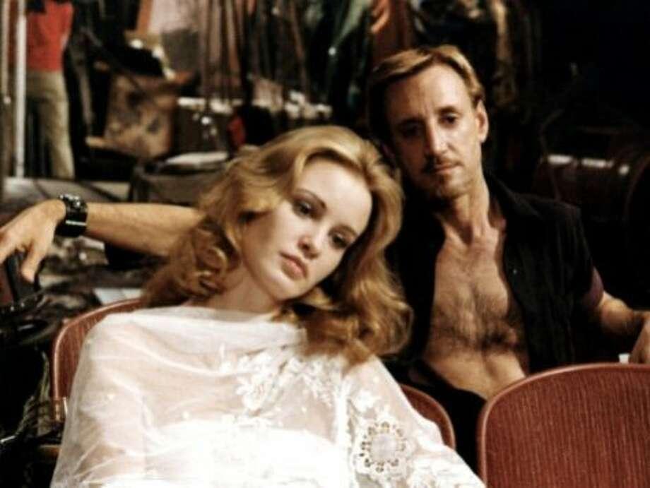 """Jessica Lange and Roy Scheider in Bob Fosse's """"All That Jazz."""" Photo: 20th Century Fox 1979"""