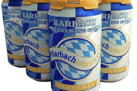 Karbach Brewing is releasing a Märzen-style Oktoberfest beer in cans for the first time this year.