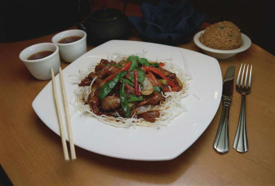 Learn to make Mongolian Beef from Dorothy Huang. Photo: Smiley N. Pool, Staff / Houston Chronicle