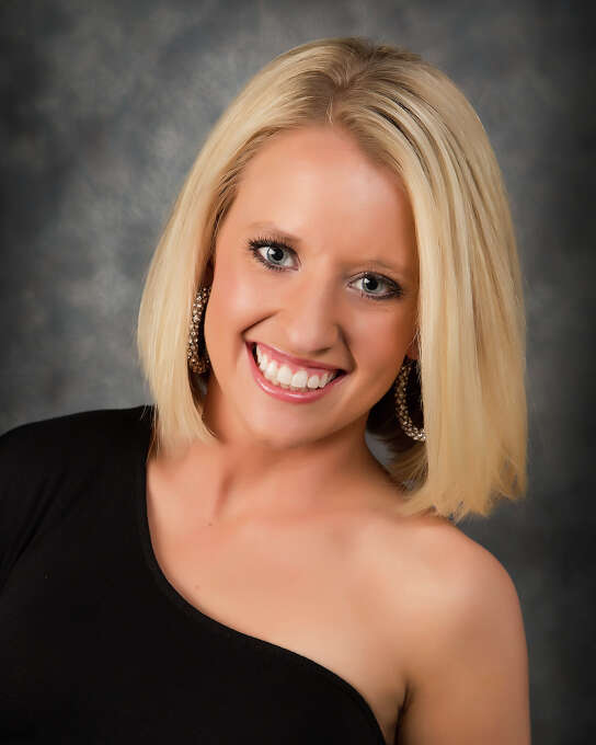 MissWyoming: Rebecca Podio, 23Hometown: NewcastleEducation: University of WyomingPlatform Issue: Community in the ClassroomTalent: Piano Photo: Courtesy Of Miss America Organization / @2012 Gail Carver Photography