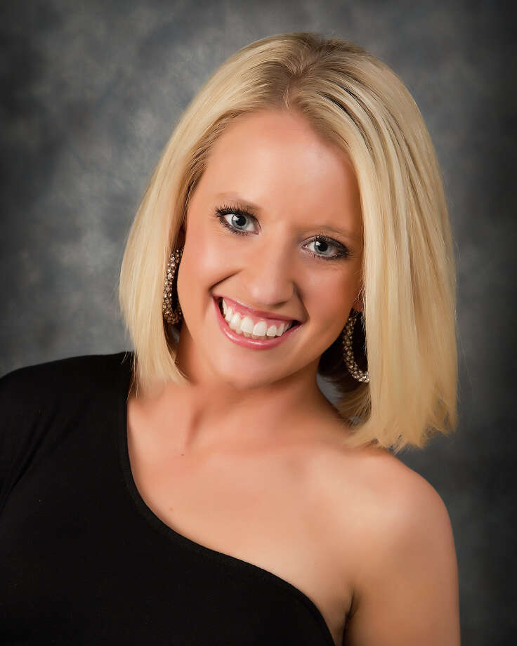 Miss Wyoming: Rebecca Podio, 23Hometown: NewcastleEducation: University of WyomingPlatform Issue: Community in the ClassroomTalent: Piano Photo: Courtesy Of Miss America Organization / @2012 Gail Carver Photography