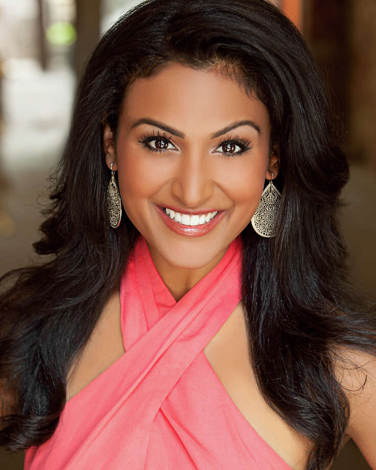 Miss New York: Nina Davuluri, 24Hometown: SyracuseEducation: University of MichiganPlatform Issue: Celebrating Diversity through Cultural CompetencyScholastic Ambition: To attend Medical School to become a PhysicianTalent: Classical Bollywood fusion Photo: Claire Buffie, Courtesy Of Miss America Organization / CLAIRE BUFFIE:PHOTOGRAPHY&DESIGN