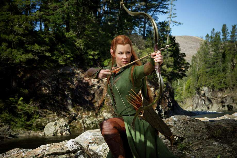 The Hobbit: The Desolation of Smaug Review: Like 'The Hobbit' if you dare... Photo: AP