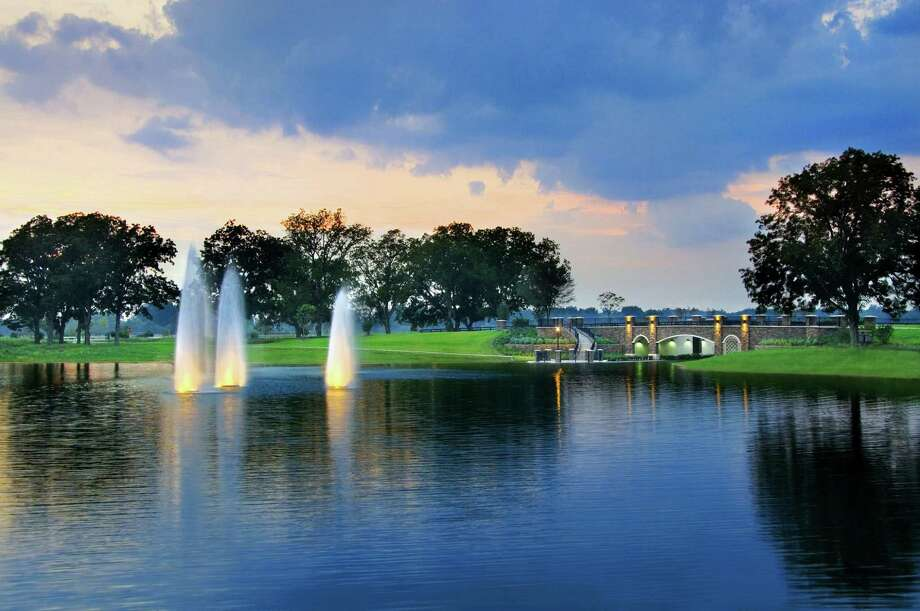 The Fort Bend community of Riverstone finished with the second biggest gain in new homes sales among all other master-planned communities in the nation, according to a mid-year sales report by Metrostudy. Photo: Courtesy