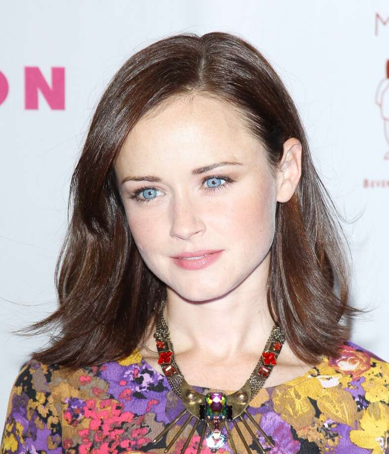 Alexis Bledel arrives at the NYLON September TV issue party at Mr. C Beverly Hills on September 15, 2012 in Beverly Hills, Calif. Photo: Michael Tran, FilmMagic