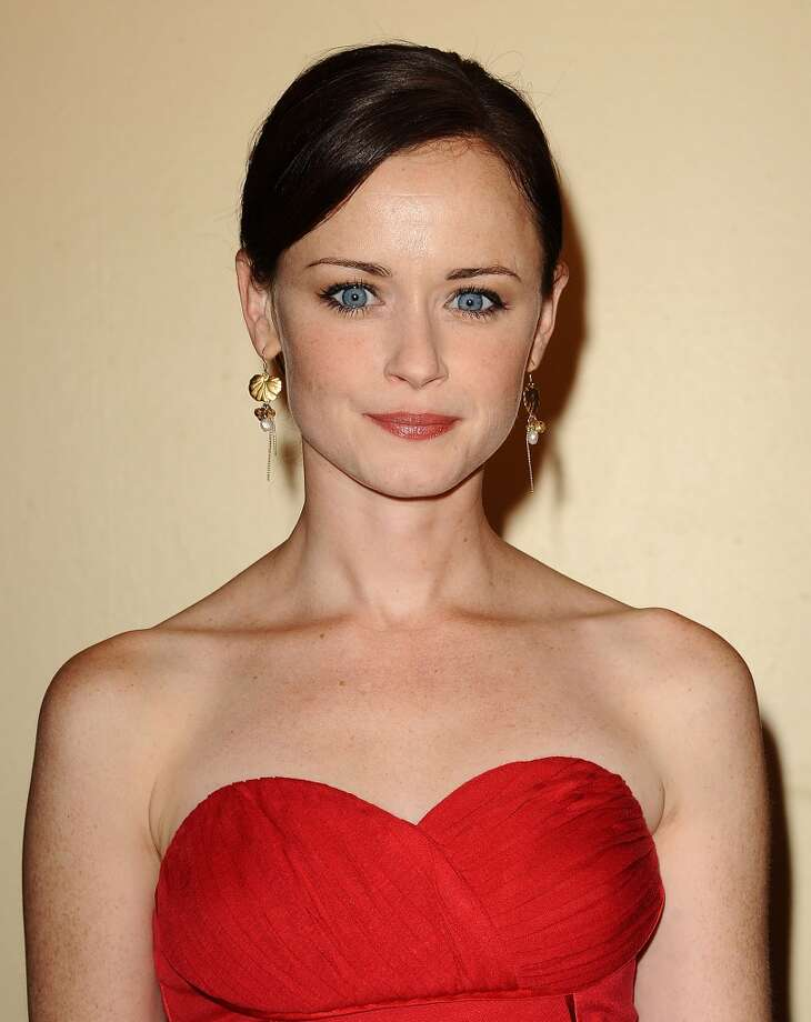"Alexis Bledel attends the Children's Defense Fund's 22nd annual ""Beat the Odds"" Awards at the Beverly Hills Hotel on December 6, 2012 in Beverly Hills, Calif. Photo: Jason LaVeris, FilmMagic"