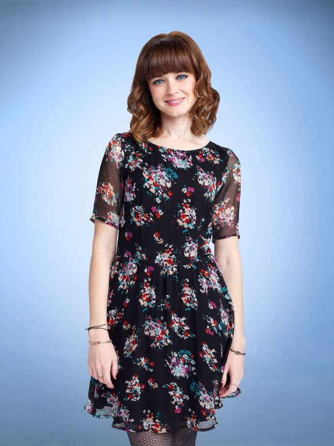 "Alexis Bledel is shown in a publicity photo for the new FOX TV sitcom ""Us & Them."" Photo: FOX, Getty Images"