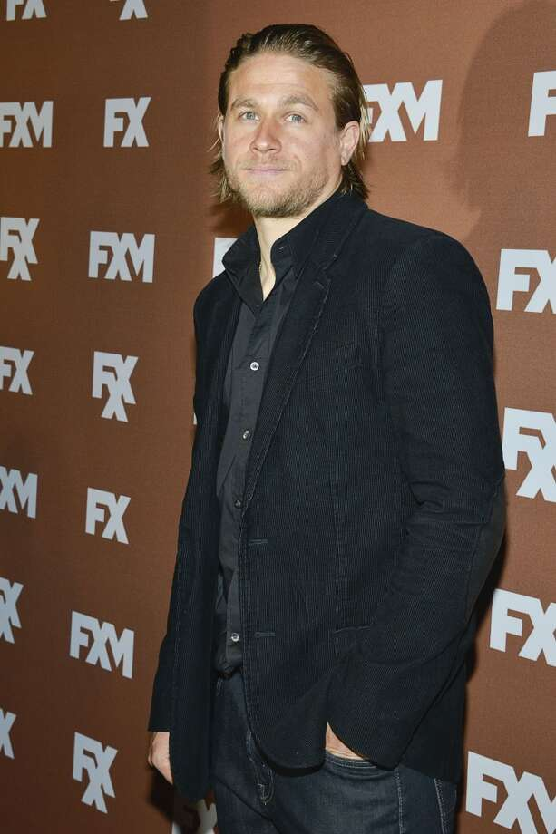 Charlie Hunnam attends the 2013 FX Upfront Bowling Event at Luxe at Lucky Strike Lanes on March 28, 2013 in New York. Photo: Eugene Gologursky, WireImage