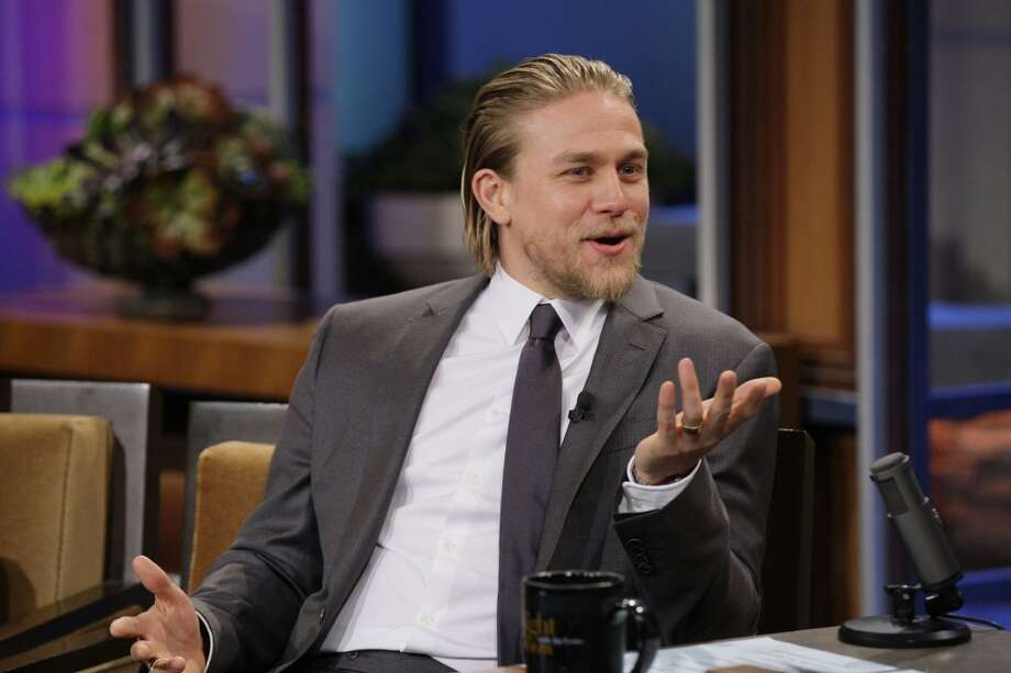 "Actor Charlie Hunnam during an interview on ""The Tonight Show"" on July 17, 2013. Photo: NBC, NBCU Photo Bank Via Getty Images"