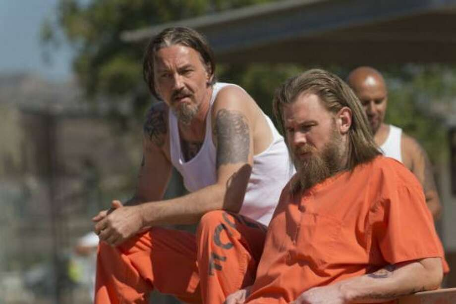'Sons of Anarchy' never shies away from a surprising moment, including Opie's brutal prison beating death...