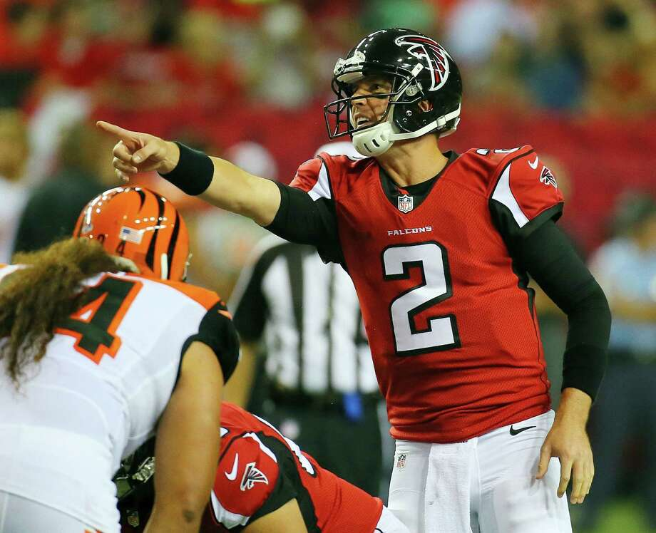Quarterback Matt Ryan and the Falcons ruled the NFC South last season, but they fell short of the Super Bowl yet again. Photo: Curtis Compton / McClatchy-Tribune News Service