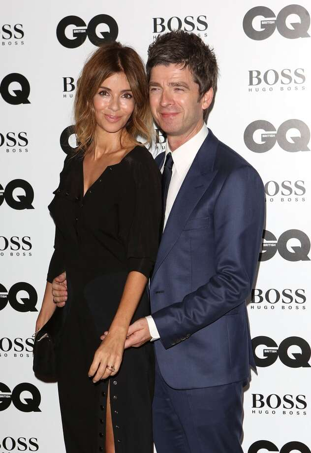 Sarah McDonald and Noel Gallagher attend the GQ Men of the Year awards at The Royal Opera House on September 3, 2013 in London, England.  (Photo by Tim P. Whitby/Getty Images) Photo: Tim P. Whitby, Getty Images