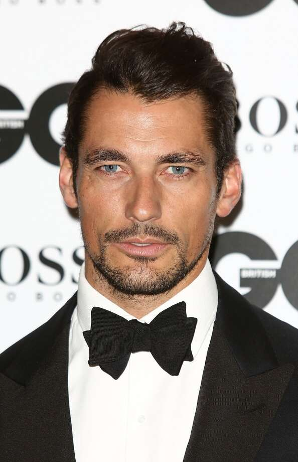 David Gandy attends the GQ Men of the Year awards at The Royal Opera House on September 3, 2013 in London, England.  (Photo by Tim P. Whitby/Getty Images) Photo: Tim P. Whitby, Getty Images