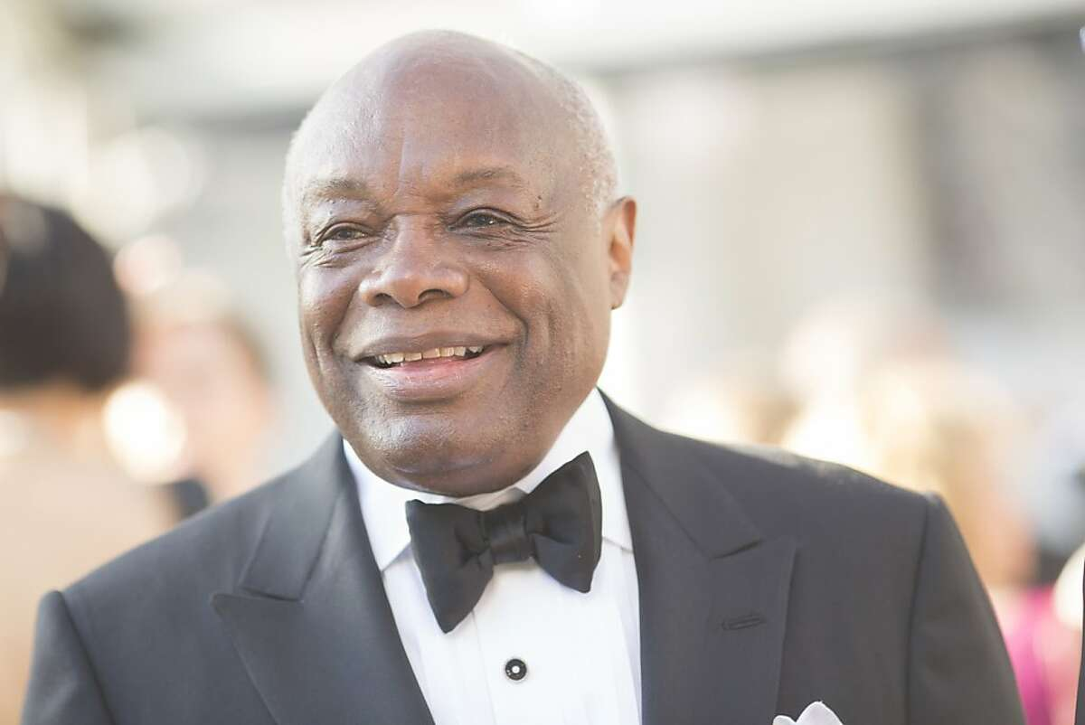 Former San Francisco Mayor Willie Brown is seen at the 102nd Symphony gala opening night at Davies Symphony Hall in San Francisco, Calif. on Tuesday, Sept. 3, 2013.