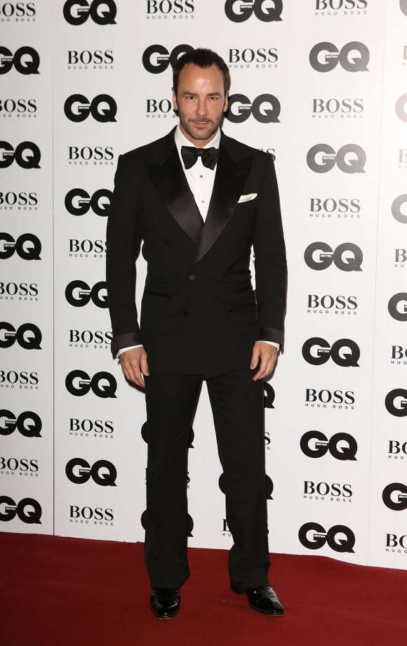 Tom Ford attends the GQ Men of the Year awards at The Royal Opera House on September 3, 2013 in London, England.  (Photo by Tim P. Whitby/Getty Images) Photo: Tim P. Whitby, Getty Images