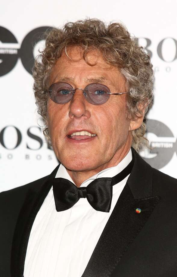 Roger Daltrey attends the GQ Men of the Year awards at The Royal Opera House on September 3, 2013 in London, England.  (Photo by Tim P. Whitby/Getty Images) Photo: Tim P. Whitby, Getty Images