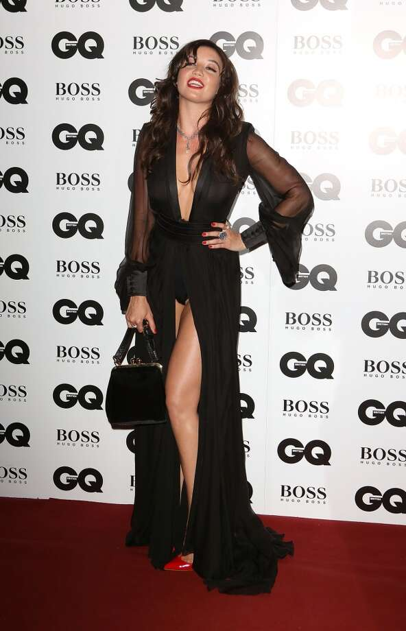 Daisy Lowe attends the GQ Men of the Year awards at The Royal Opera House on September 3, 2013 in London, England.  (Photo by Tim P. Whitby/Getty Images) Photo: Tim P. Whitby, Getty Images