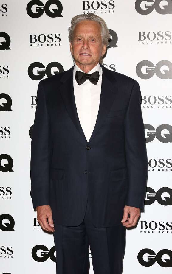 Michael Douglas attends the GQ Men of the Year awards at The Royal Opera House on September 3, 2013 in London, England.  (Photo by Tim P. Whitby/Getty Images) Photo: Tim P. Whitby, Getty Images