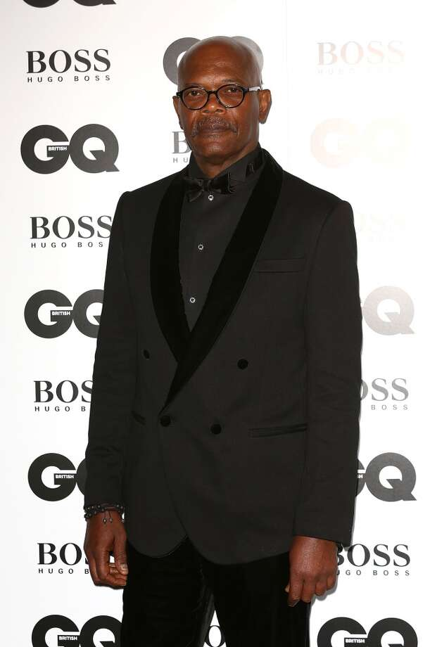 Samuel L Jackson attends the GQ Men of the Year awards at The Royal Opera House on September 3, 2013 in London, England.  (Photo by Tim P. Whitby/Getty Images) Photo: Tim P. Whitby, Getty Images