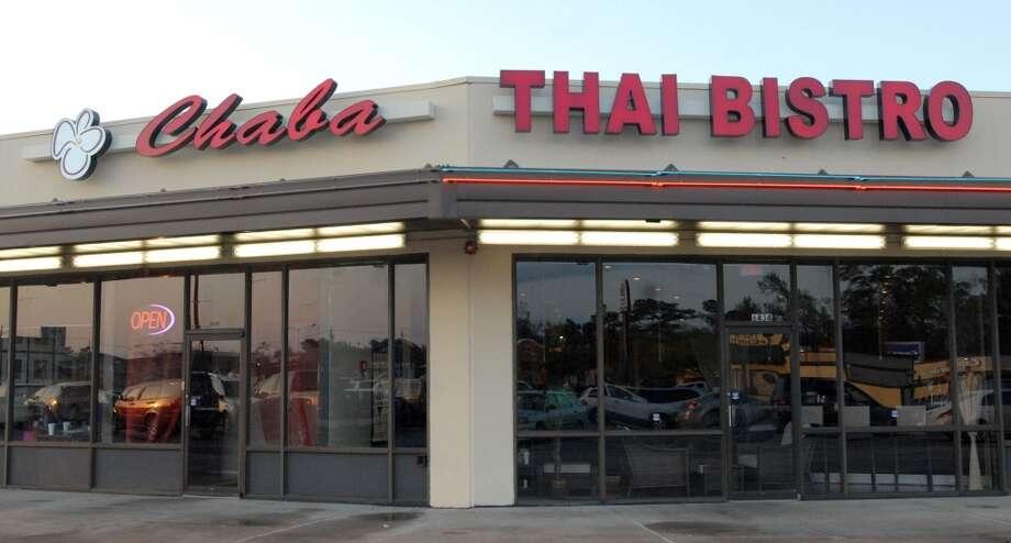 Chaba Thai Bistro. cat5 file photo Photo: Scott Eslinger, Scott Eslinger/cat5