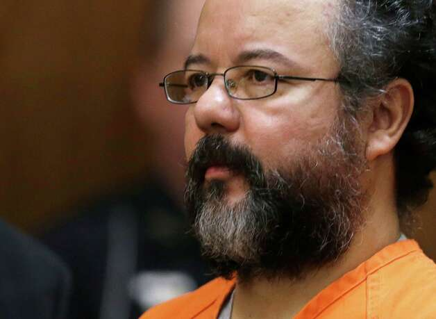 FILE - This Aug. 1, 2013 file photo shows Ariel Castro in the courtroom during the sentencing phase in Cleveland. Castro, who held 3 women captive for a decade, has committed suicide, Tuesday, Sept. 3, 2013. Photo: Tony Dejak
