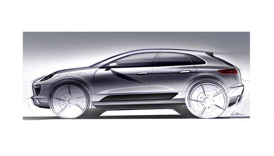 The Macan, a new SUV one size smaller than the Cayenne, is expected to be unveiled in November. So far, few details are available.