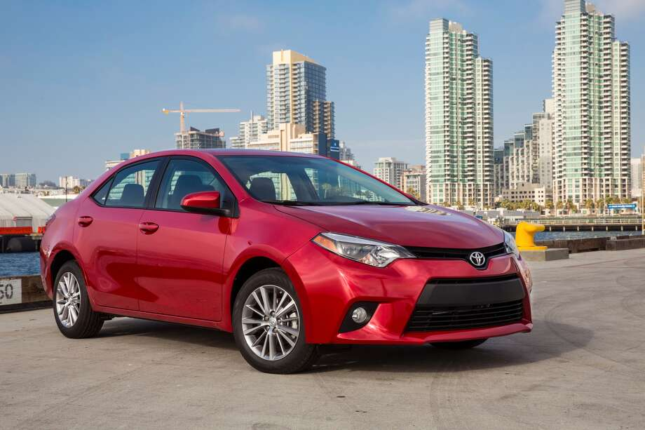 The 11th generation of the Corolla — one of the best-selling small cars on the planet — goes on sale in September. Toyota took a risk with an edgier, more chiseled design, and LED headlights give the car a more premium look. Toyota estimates the Corolla gets 37 mpg on the highway and 29 mpg in the city. The Corolla starts at $17,610 — including an $810 shipping fee — for a base version with a manual transmission or $18,210 for a base automatic. The ECO version starts at $19,510.