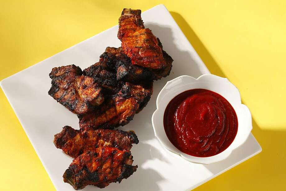Need a new go-to BBQ sauce? How about one made with a lot of beer? Slather your tailgate meats in a dark beer BBQ sauce. Photo: Craig Lee, Special To The Chronicle