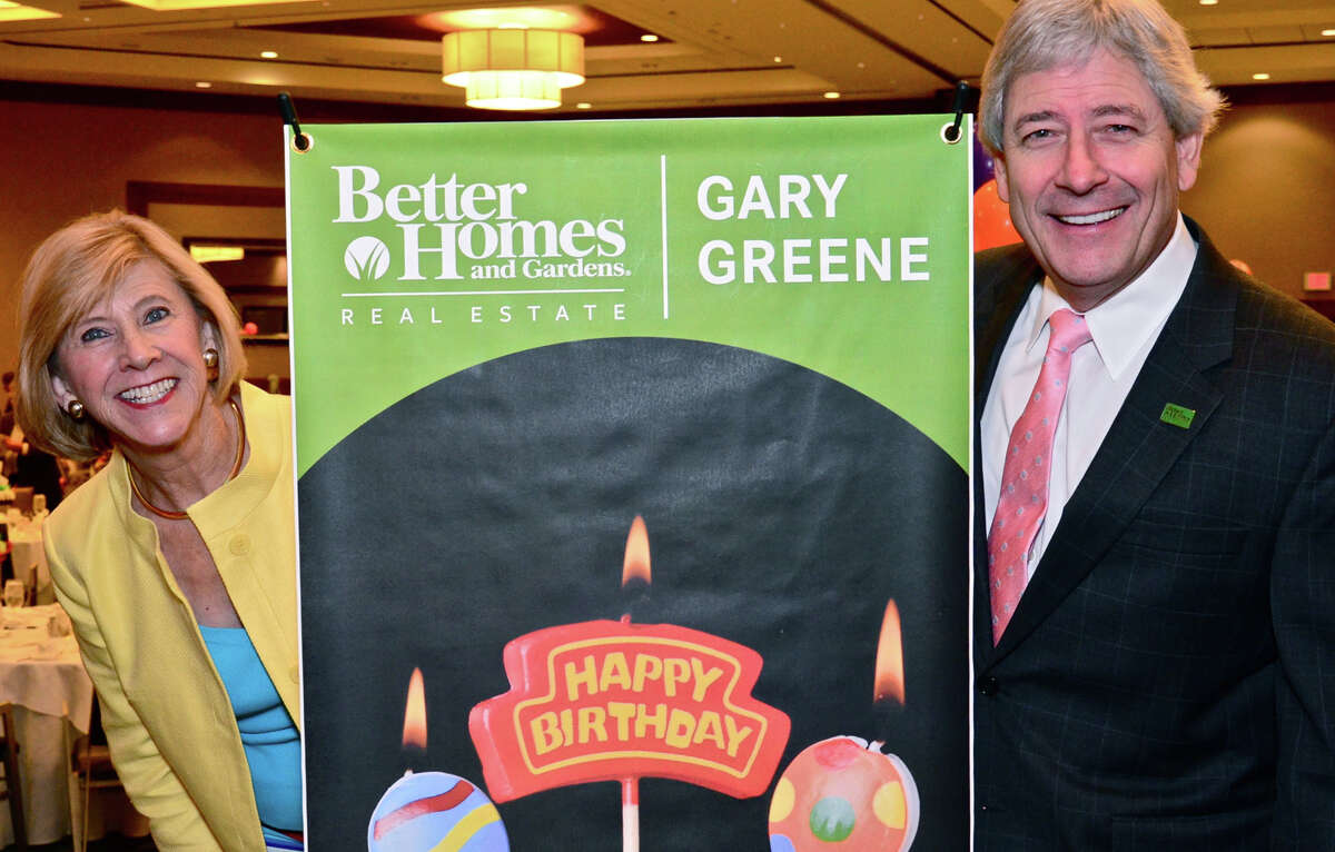 Marilyn Eiland, left, and Mark Woodroof own Better Homes and Gardens Real Estate - Gary Greene.