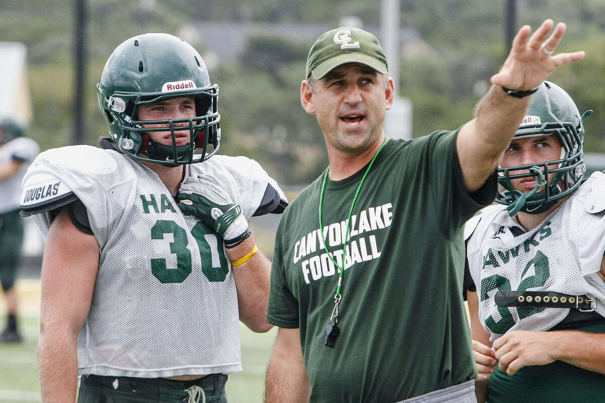 30. Charley Drum, Canyon Lake High School: $91,422 FootballBase salary: N/ADistrict experience: 9 years