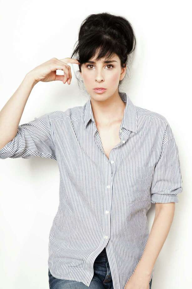 Comedian Sarah Silverman will perform at the Ridgefield Playhouse on Saturday, Sept. 14. Photo: Contributed Photo