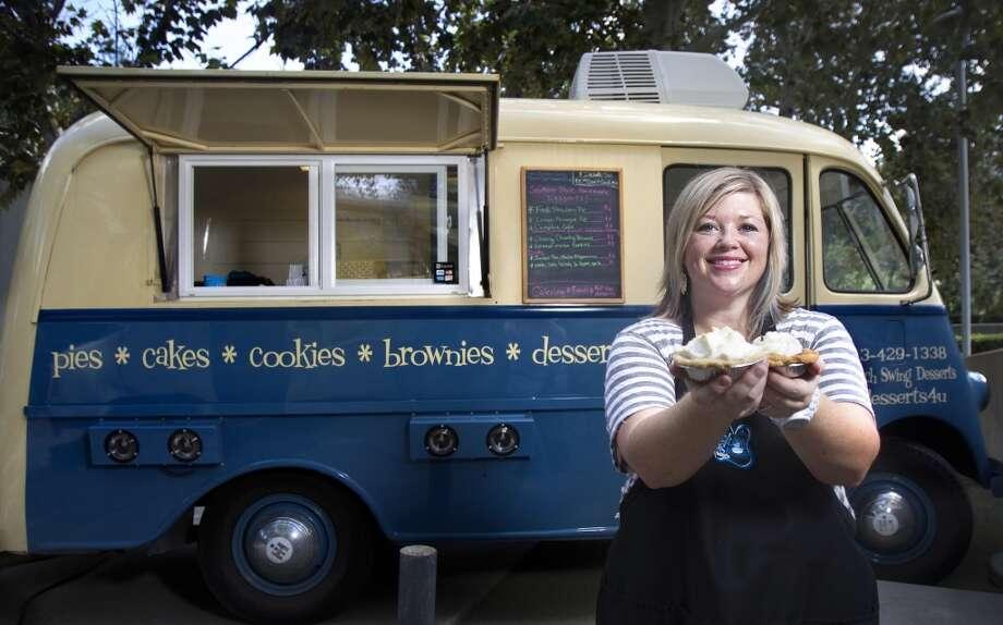 Porch Swing DessertsCuisine: DessertsLocation: 801 Louisiana Street, suite T-100Phone: (713) 429-1338Website: porchswingdesserts.comBonus: Now open: Porch Swing sans wheels Photo: Cody Duty, Houston Chronicle