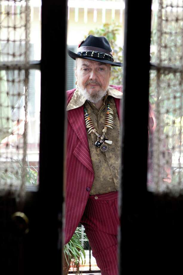 musician Dr. John Photo: Michael Wilson