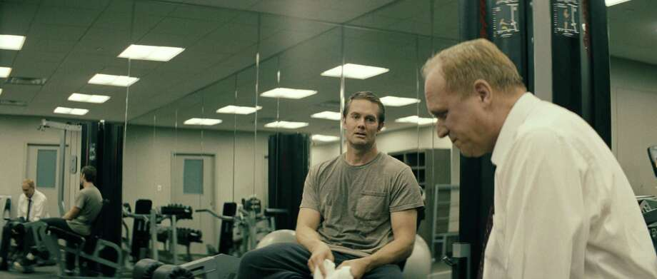 "Ulrich Tukur as Clemens Trunsche and Garrett Dillahunt as Robert Wagner in ""Houston"" a film by director Bastian Gunther from Lichtblick Media / handout"