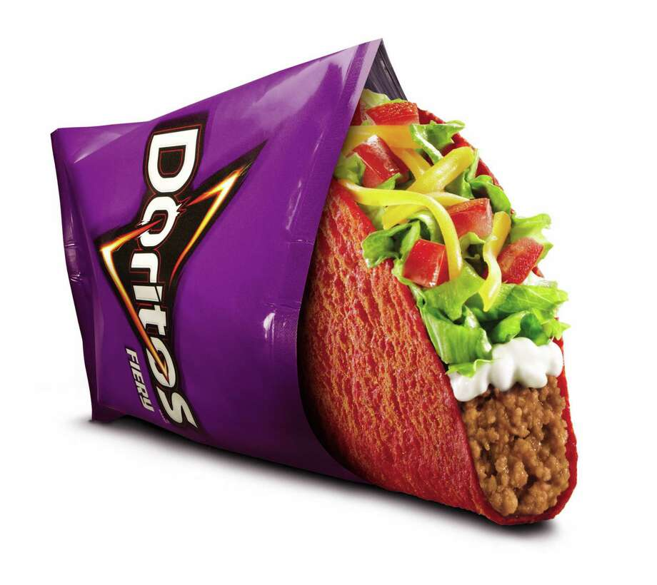 Taco Bell is giving away free tacos Tuesday.>>Click to see America's favorite fast-food chains ranked.