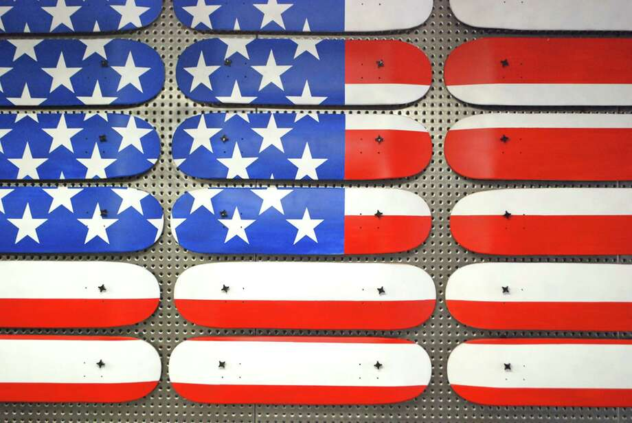 Capturing The Flag Photographer Finds That Patriotism Is Alive And
