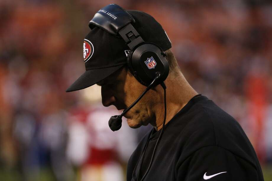 3. Can Jim Harbaugh adjust to having an older, successful team? Up in Seattle, they monitor the alertness of their players closely and sometimes they delay practice so players can get their proper rest. Harbaugh turned the 49ers around with the opposite approach. In his first year, players logged 12-hour days during training camp and even the regular season. Now with the team in the third year of Harbaugh's system, will he allow them the rest they need? Photo: Stephen Lam, Special To The Chronicle