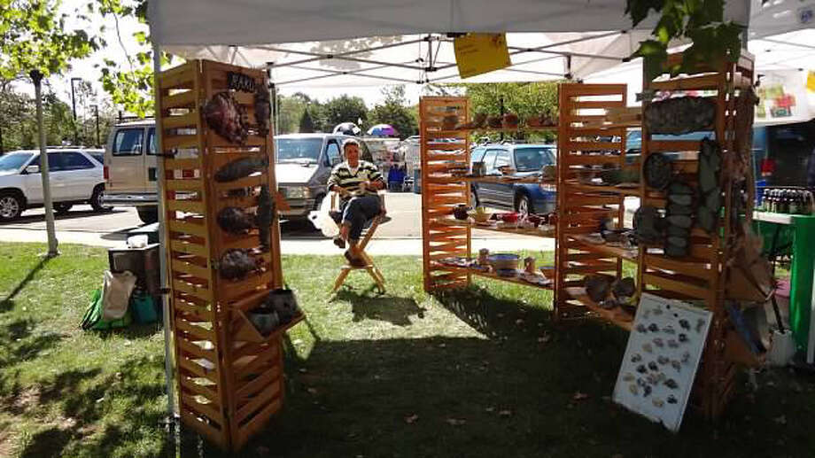 The 35th annual Trumbull Arts Festival will feature 65 exhibitors, entertainment and children's activities on Sunday, Sept. 15, at the Town Hall Green. Photo: Contributed Photo