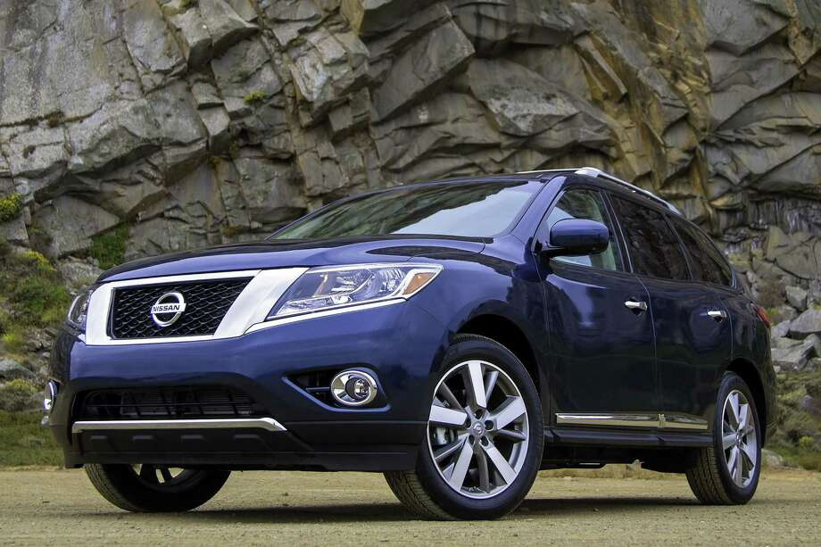 The Nissan Pathfinder was deemed unreliable by Consumer Reports and is also not recommended to consumers.Source: LA Times