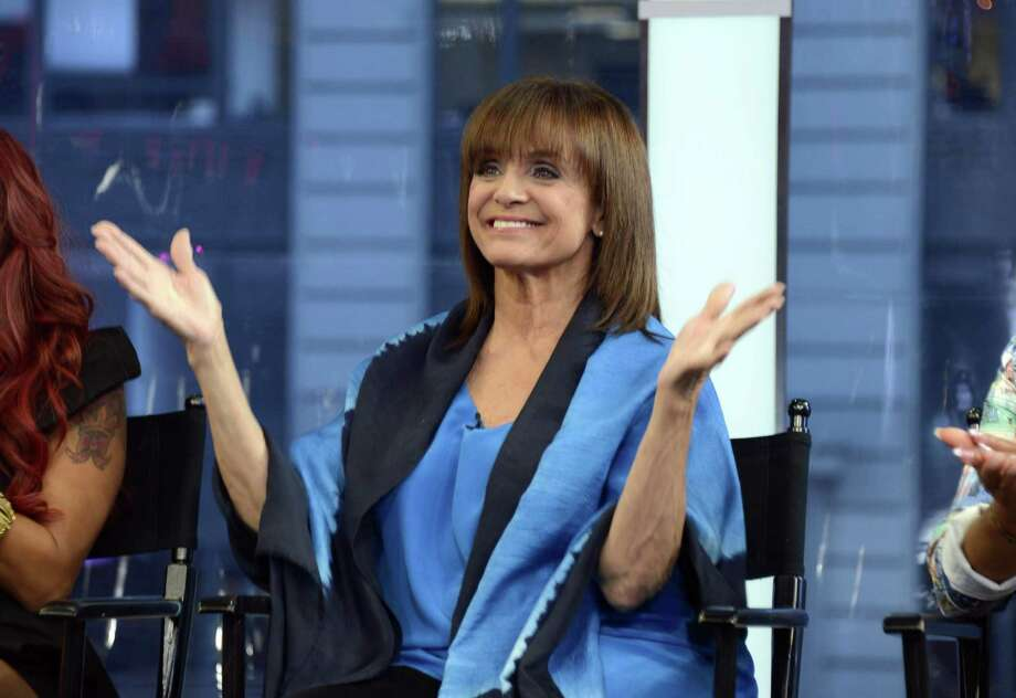 """This image released by ABC shows actress Valerie Harper on """"Good Morning America,"""" Wednesday, Sept. 4, 2013 in New York after it was announced that she will be one of 12 celebrities competing on """"Dancing with the Stars.""""  The celebrity dance competition series  premieres on Sept. 16.  (AP Photo/ABC, Ida Mae Astute) Photo: Ida Mae Astute, HOEP / American Broadcasting Companies,"""