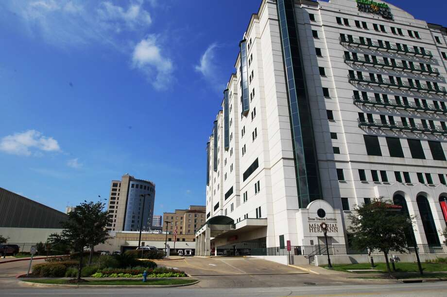 At least one victim of an apparent stabbing Wednesday, Sept. 4, 2013 at Spring High School is being treated at Memorial Hermann hospital in Houston. Photo: Cody Duty, Houston Chronicle