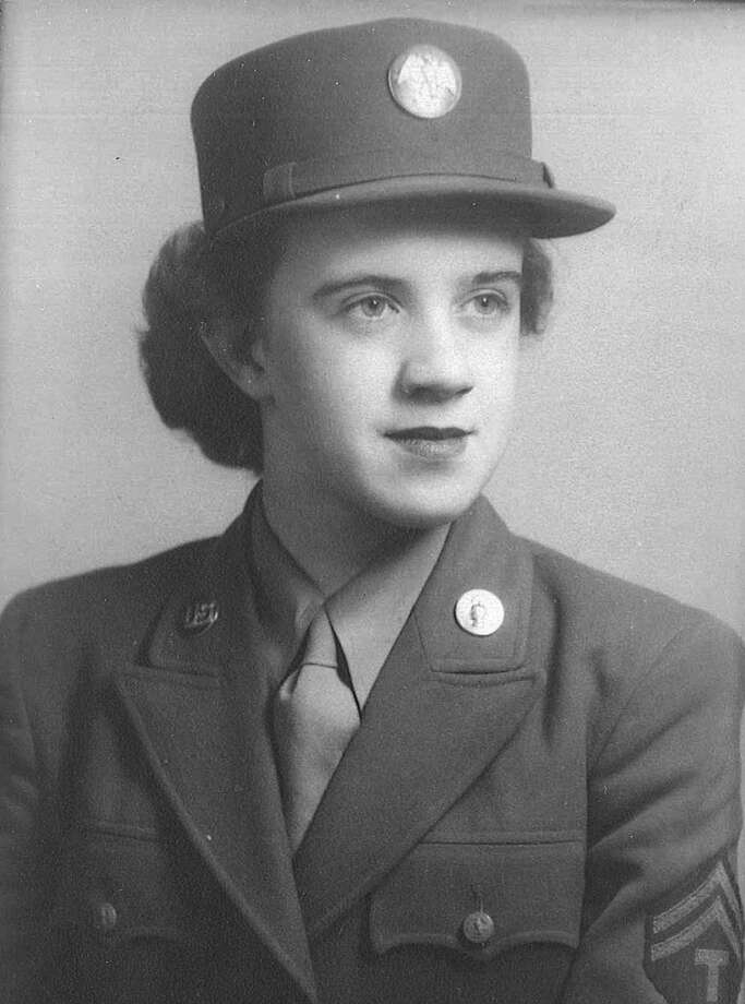 "Dorothy Jean ""Dottie"" Carter led Girl Scout troops for 25 years."
