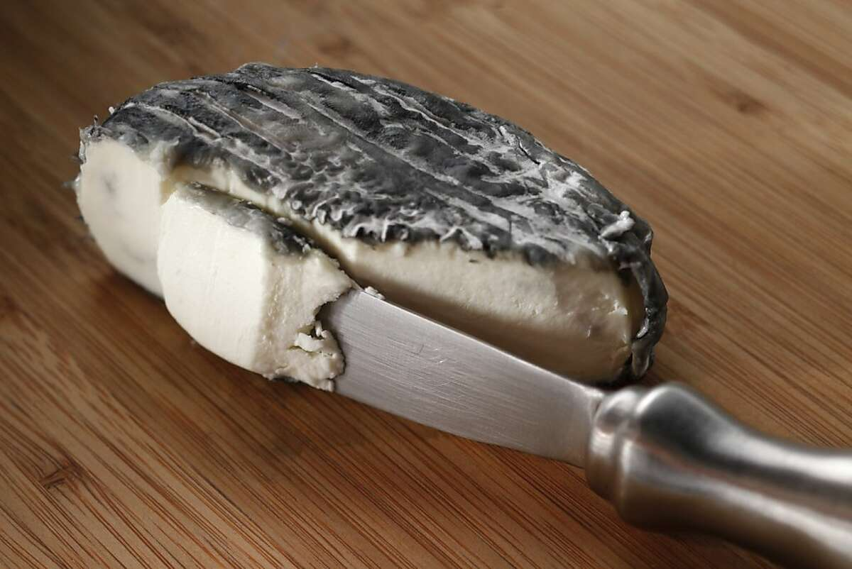 Nerina (Italian cheese from Alta Langa) as seen in San Francisco, California, on August 21, 2013.