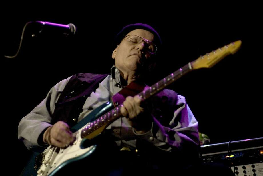 Neighbors of Nick Gravenites would like to hear him in Sonoma County. Photo: Chicago Blues Reunion