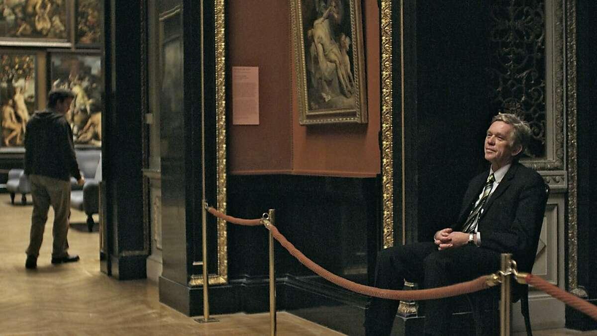 """Bobby Sommer in """"Museum Hours."""""""